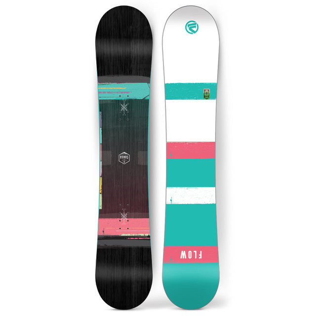 Venus_black_flow_snowboard-2017